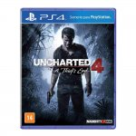 Game Uncharted 4: A Thief`s End PS4