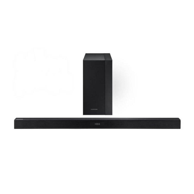 Soundbar Samsung HW-K450 300W com Subwoofer sem Fio Bluetooth HDMI e USB Bivolt