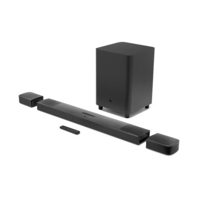 Soundbar jbl bar 9.1 Canais 3D. com Bluetooth Preto
