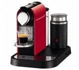 Máquina de Café Citiz e Milk / Nespresso / Vermelha / 110V