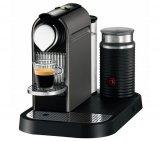 Máquina de Café Citiz e Milk / Nespresso / Titânio / 110V