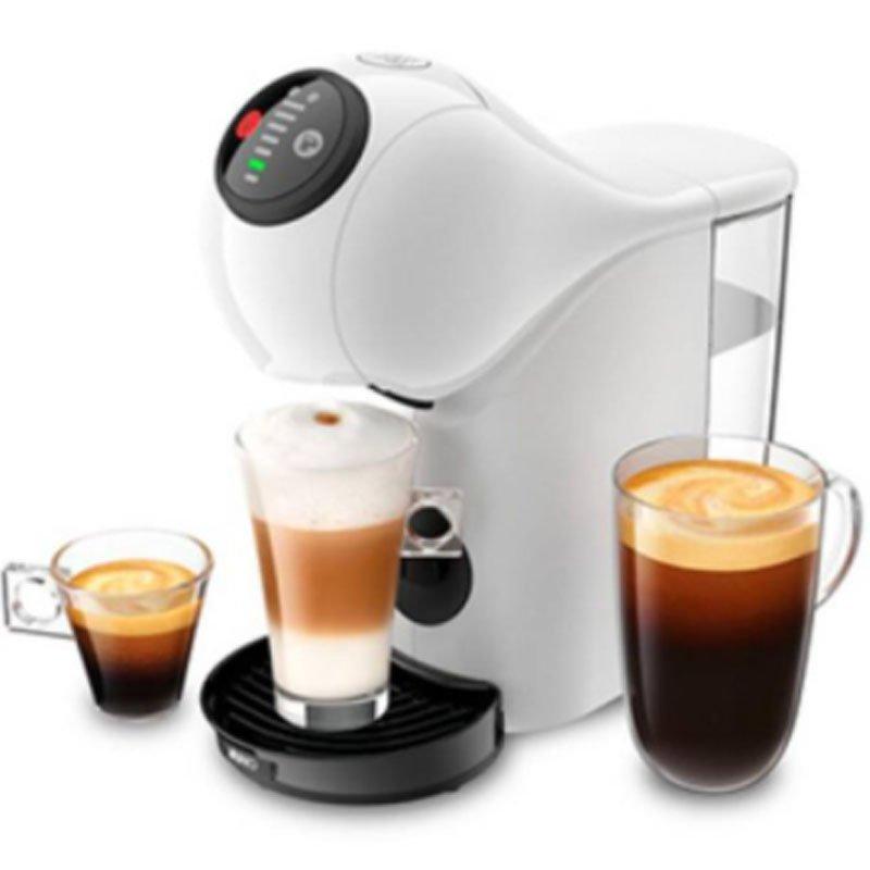 Cafeteira Espresso Nescafé Dolce Gusto Gênio S Basic DGS1 127V 30 Tipos de bebidas Branco