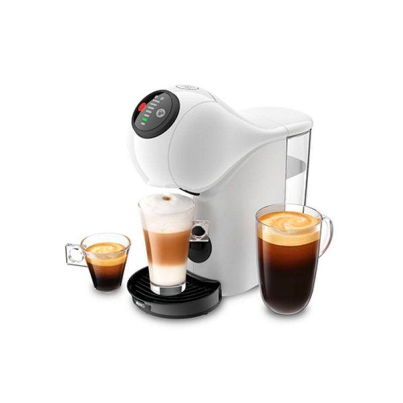 Cafeteira Espresso Nescafé Dolce Gusto Gênio S Basic DGS1 220V 30 Tipos de bebidas Branco