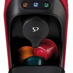 Cafeteira Espresso Tres, Passione,vermelha, 127v, 3 coracoes