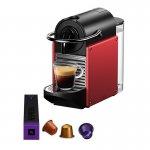 Máquina Nespresso Pixie Carmine 220V