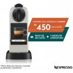 Máquina de Café Nespresso Citiz D113 Branco 220V