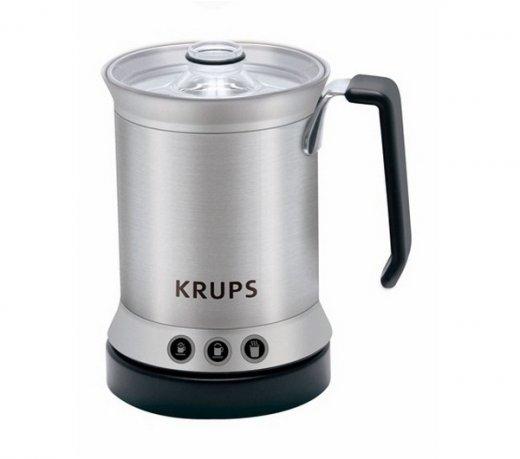 Aparelho Cappuccino Krups XL2000 / Aço Inoxidável / Revestimento Antiaderente / 110V