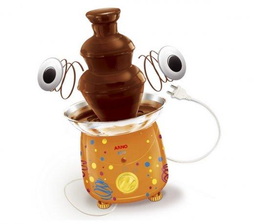 Fonte de chocolate Arno Chocokids FCAK / Laranja / 220V