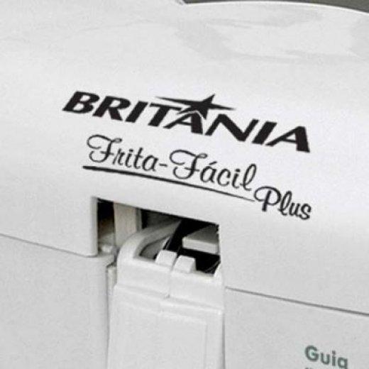 Fritadeira Britânia Frita Fácil Plus / Branco / 110V