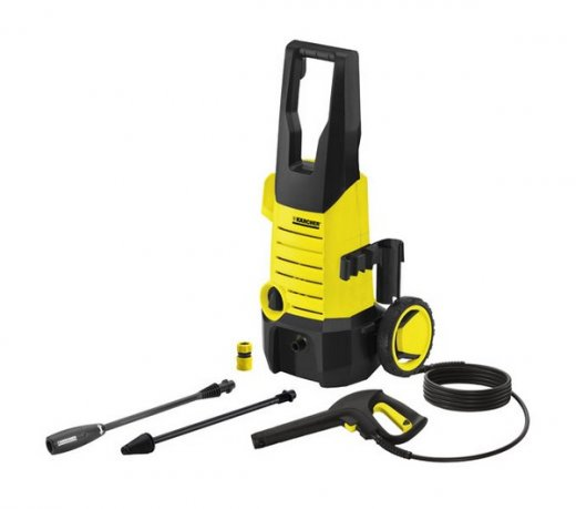 Lavadora de Alta Pressão Karcher K 2.350 / Pressão de 1600 Libras / 220V