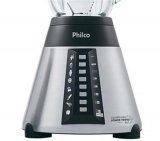 Liquidificador Philco Power 780 PLQ750 / 750W / Com Filtro / Aço Escovado / 220V