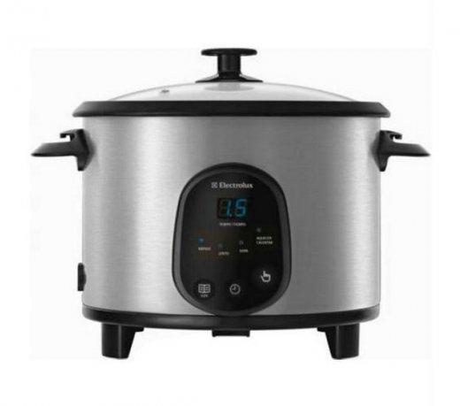 Panela Elétrica Cuisine / Electrolux / ECC10 / Timer / Inox / 220V