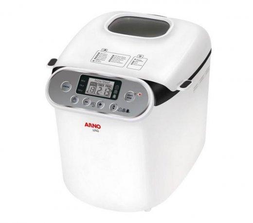 Máquina de Pão Arno Uno MUNO / 700W / Timer / Display Digital / Branca / 110V