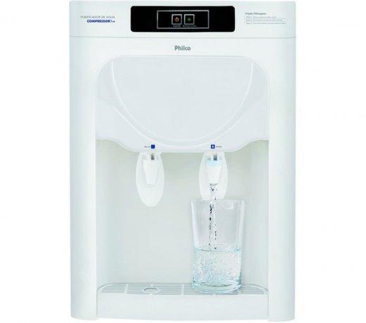 Purificador de Água Philco Compressor 3NB / 3 Filtros / Branco / 220V