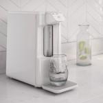 Purificador de água Electrolux Gelada, Fria e Natural Elétrico Compacto Pure 4x Branco PE12B Bivolt