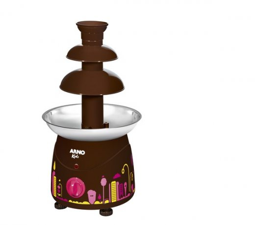 Fonte de Chocolate Arno Chocokids KIDC / Chocolate / 175W / 110V