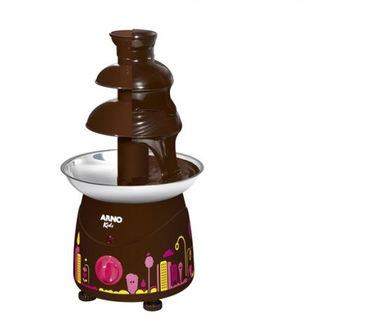 Fonte de Chocolate Arno Chocokids KIDC / Chocolate / 295W / 220V