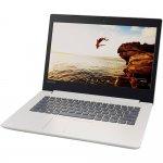 Notebook Lenovo Ideapad 320 Tela de 14 Intel Core i3 4GB 500GB Branco 80YF0008BR