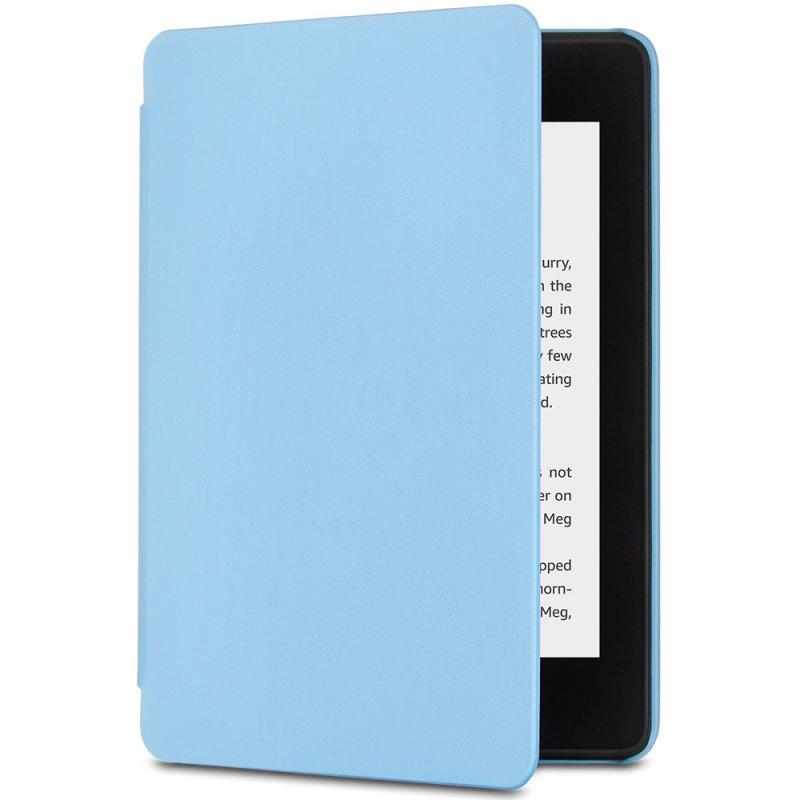 Capa Protetora Amazon Nupro para E-Reader Kindle Novo Paperwhite Azul Claro