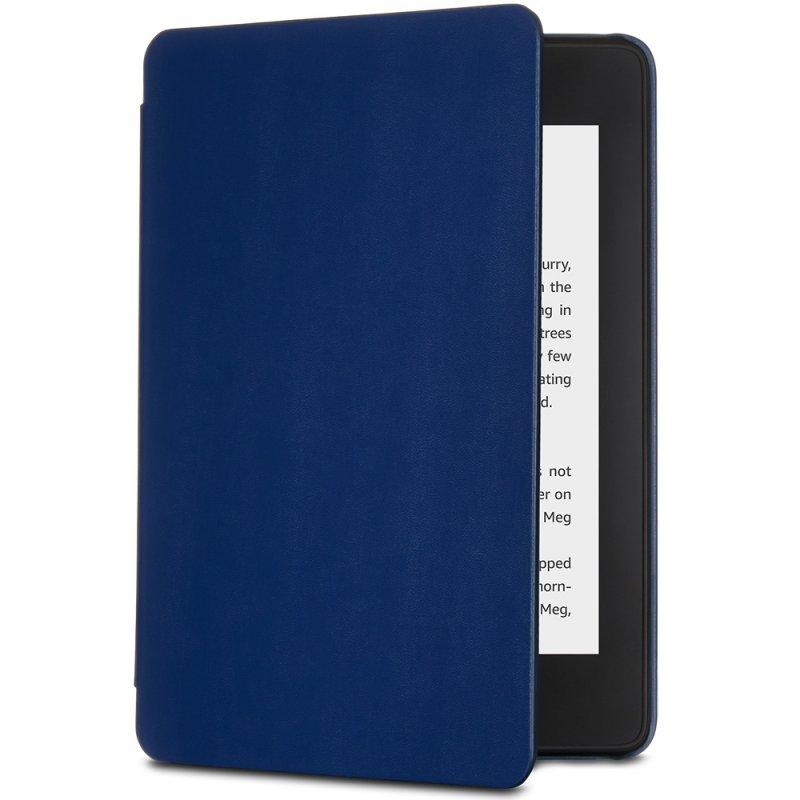 Capa Protetora Amazon Nupro para E-Reader Kindle Novo Paperwhite Azul