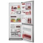 Geladeira Frost Free Electrolux DB53X Bottom Freezer 454L Inox 127V