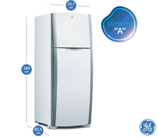 Super Refrigeradores GE REGE420CDM2A1BR - Compre Online | Girafa PQ27