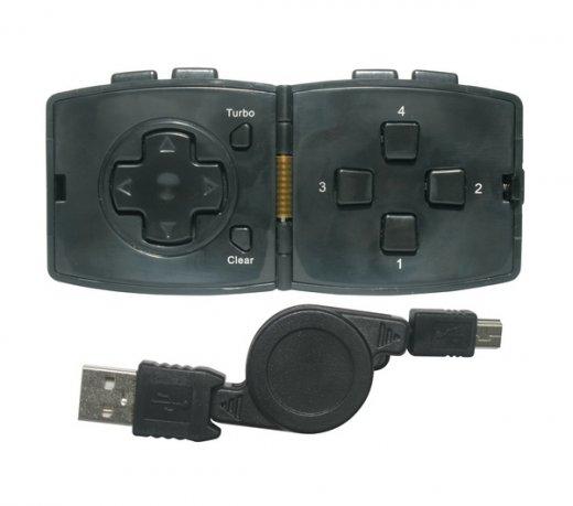 Controlador Ion / Para Vídeo Game / Via USB / Compatível com PC e Mac