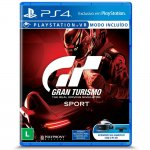 Game Gran Turismo GT Sport PS4