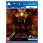 Game Until Dawn Rush Of Blood PSVR