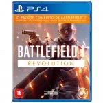 Game Battlefield Revolution 1 PS4