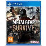 Game Metal Gear Survive PS4