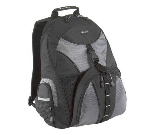 Mochila Targus Sport Notebbok Backpack TSB007 / 15.4 / Preto e Cinza