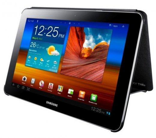 Capa Book Cover EFC-1B1NBECSTD Samsung / para Galaxy TAB 10.1 / Preta