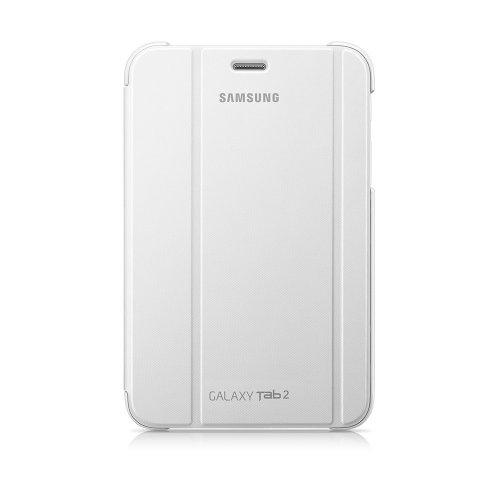 Capa Book Cover Samsung EFC-1G5SWECSTD / para Galaxy TAB II 7/ Dobrável / Branca