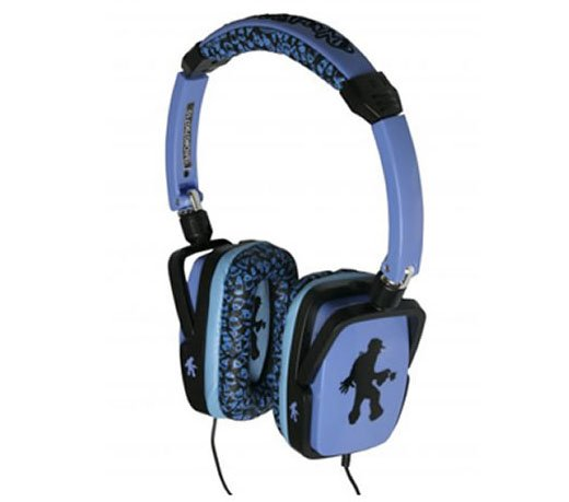FONE DE OUVIDO HEADPHONE BLUE MAGIC C/ GRAFISMOS SPRAY GROUND