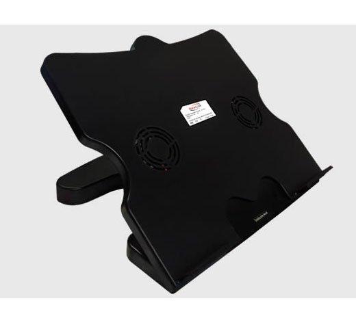 Cooler Suporte Newlink / Para Notebooks até 17 / 4 Portas USB / Preto