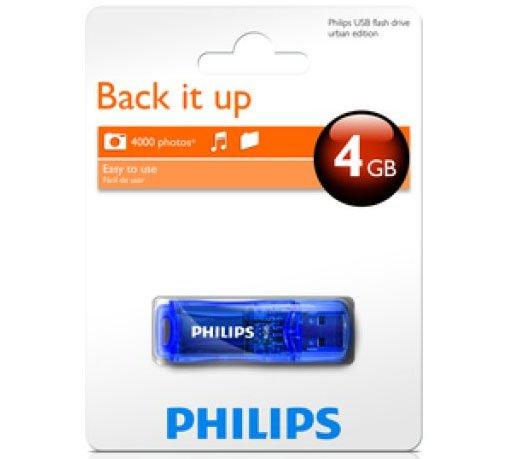 Pen Drive Usb 4GB Philips