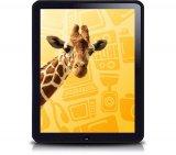 Case Merkury / Para iPad / Flexível / Preta