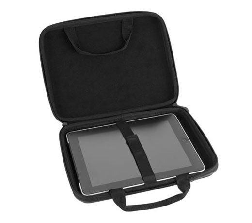 Hard Case Danka / iPad e Netbook / Até 10 / Preto