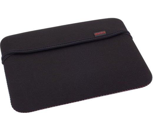 Dual Case Danka / Dupla Face / iPad e Netbook / Até 10 / Preto e Grafite