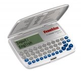 Tradutor Eletrônico Franklin TG-115 / 8 Línguas / Prata