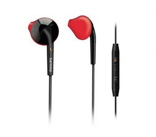 Fone de Ouvido Philips SHQ1017 / Esportivo / Intra Auricular / A Prova de Suor