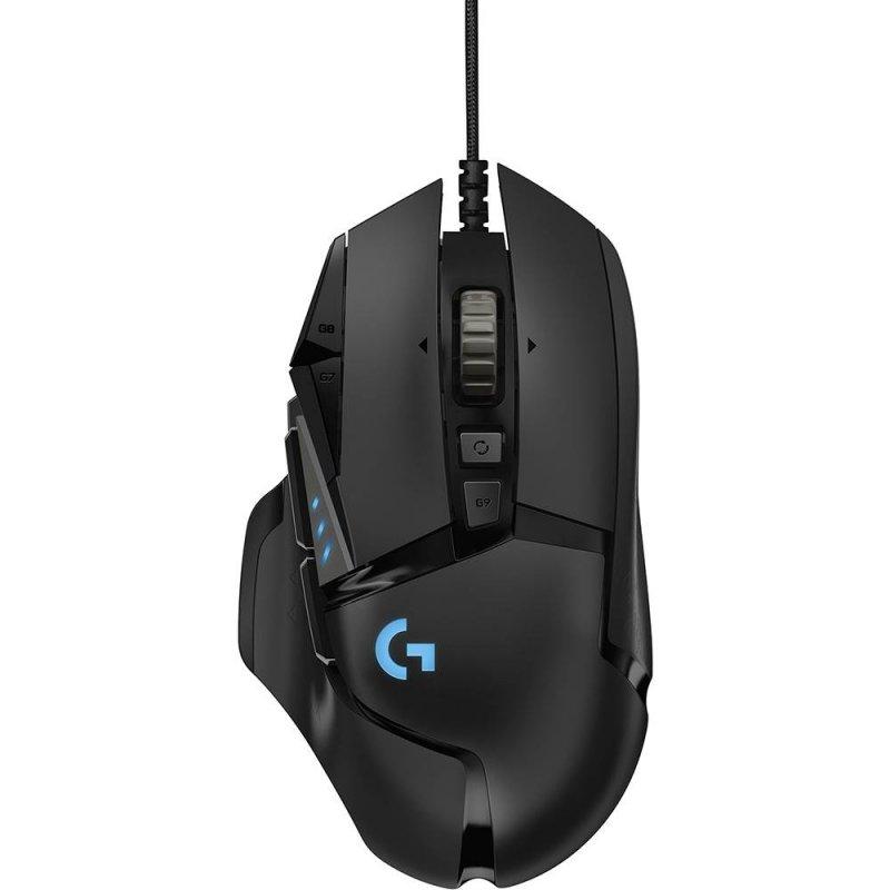 Mouse RGG Logitech G502 Hero Mouse RGG Ajustável
