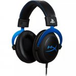 Headset Gamer Hyper X Cloud Blue PS4 - HX-HSCLS-BL