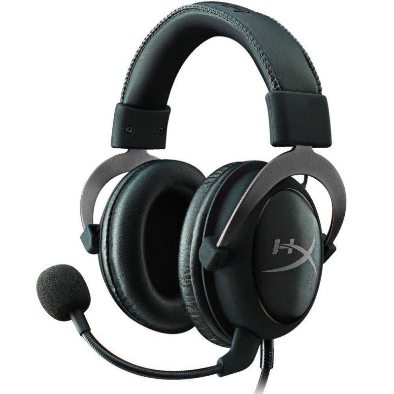 Headset Gamer HyperX Cloud II - Metal