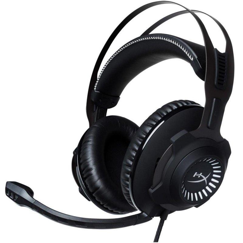 Headset Gamer HyperX Cloud Revolver HX-HSCR-GM Preto e Cinza