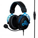 HyperX Cloud Alpha Cloud9 Edition - Preto/Azul