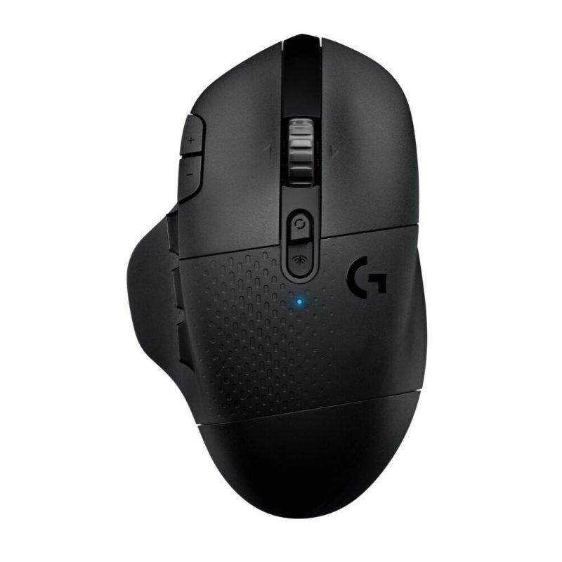 Mouse sem fio para Jogos G604 Logitech LightSpeed