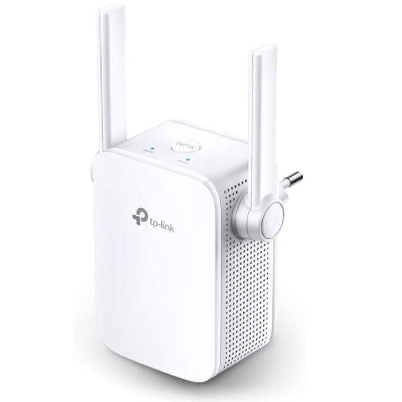 Repetidor TP-LINK Wireless TL-WA855RE 300MBPS Com Botao WPS -  TPN0032