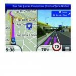 GPS Garmin nüvi 3560 LT Tela 5 Dados Trânsito Bluetooth Mapa Internacional